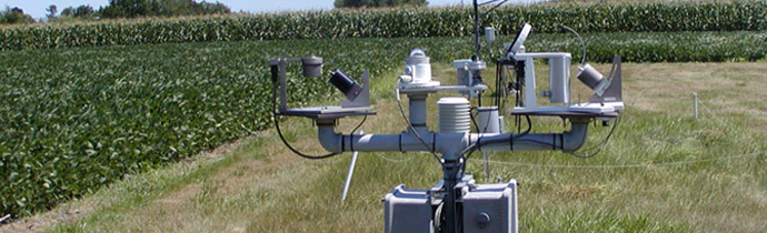 Ag Meteorology Research Equipment