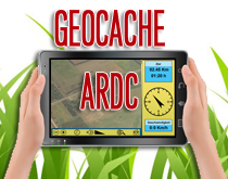 Find the ARDC Geocache